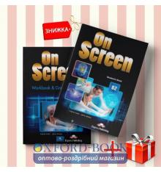 Книги On Screen B2 Students Book & workbook (комплект: учебник и рабочая тетрадь) Express Publishing ISBN 9781471533204-1
