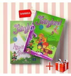 Книги Fairyland 3 Pupils book & activity book (комплект: учебник и рабочая тетрадь) Express Publishing ISBN 9781846793899-1