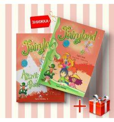 Книги Fairyland 4 Pupils book & activity book (комплект: учебник и рабочая тетрадь) Express Publishing ISBN 9781846794230-1