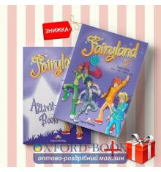 Книги Fairyland 5 Pupils book & activity book (комплект: учебник и рабочая тетрадь) Express Publishing ISBN 9781849748582-1