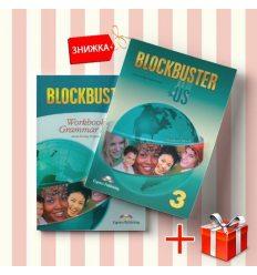Книги blockbuster 3 Students Book & workbook (комплект: учебник и рабочая тетрадь) Express Publishing ISBN 9781845586331-1