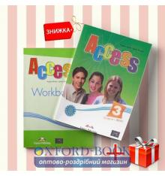 Книги Access 3 Students Book & workbook (комплект: учебник и рабочая тетрадь) Express Publishing ISBN 9781846797910-1