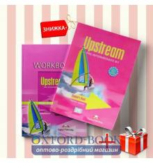 Книги Upstream pre intermediate b1 Students book & workbook (комплект: учебник и рабочая тетрадь) Express Publishing