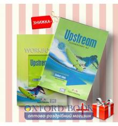 Книги Upstream elementary a2 Students book & workbook (комплект: учебник и рабочая тетрадь) Express Publishing