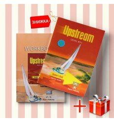 Книги Upstream B1+ Students Book & workbook (комплект: учебник и рабочая тетрадь) Express Publishing ISBN 9781846792663-1
