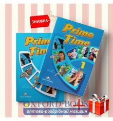 Книги Prime Time 1 Students Book & workbook (комплект: учебник и рабочая тетрадь) Express Publishing ISBN 9781780984421-1