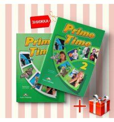 Книги Prime Time 2 Students Book & workbook (комплект: учебник и рабочая тетрадь) Express Publishing ISBN 9781780984452-1