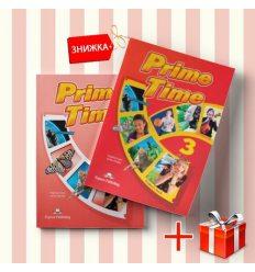 Книги Prime Time 3 Students Book & workbook (комплект: учебник и рабочая тетрадь) Express Publishing ISBN 9781780984483-1