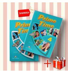 Книги Prime Time 4 Students Book & workbook (комплект: учебник и рабочая тетрадь) Express Publishing ISBN 9781471500213-1