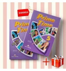 Книги Prime Time 5 Students Book & workbook (комплект: учебник и рабочая тетрадь) Express Publishing ISBN 9781471503214-1