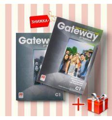 Книги Gateway C1 Students Book & workbook (комплект: учебник и рабочая тетрадь) Macmillan ISBN 9781786323156-1