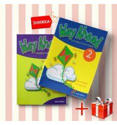 Книги Way Ahead 2 pupils book & workbook (комплект: учебник и рабочая тетрадь) Macmillan ISBN 9780230409743-1