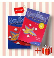 Книги Way Ahead 4 pupils book & workbook (комплект: учебник и рабочая тетрадь) Macmillan ISBN 9780230409767-1