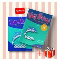 Книги Way Ahead 5 pupils book & workbook (комплект: учебник и рабочая тетрадь) Macmillan ISBN 9780230409774-1