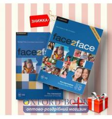 face2face Pre-intermediate Students Book & workbook 2nd Edition Книга: тетрадь и учебник английского Cambridge 9781107422070-...