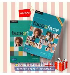 face2face Intermediate Students Book & workbook 2nd Edition Книга: тетрадь и учебник английского Cambridge 9781107422100-1 ку...