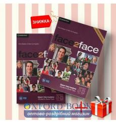 face2face Upper-intermediate Students Book 2nd Edition & workbook Книга: тетрадь и учебник английского Cambridge 978110742201...