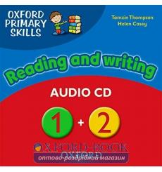 Oxford Primary Skills Reading and Writing 1 and 2 Audio CDs 9780194674010 купить Киев Украина