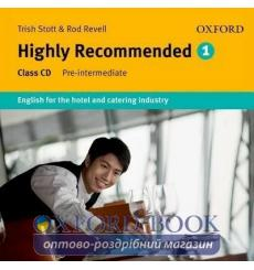 Highly Recommended New Edition 1 Class CD 9780194574662 купить Киев Украина