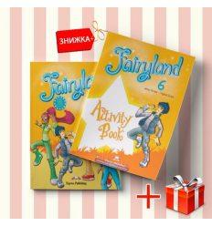 Книги Fairyland 6 Pupils book & activity book (комплект: учебник и рабочая тетрадь) Express Publishing ISBN 9780857774613-1