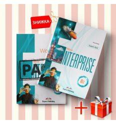 Книги New Enterprise B2 Students Book & workbook (комплект: учебник и рабочая тетрадь) Express Publishing ISBN 9781471580000-1