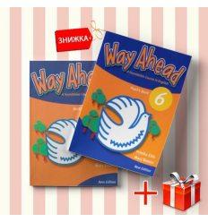 Книги Way Ahead 6 pupils book & workbook (комплект: учебник и рабочая тетрадь) Macmillan ISBN 9780230409781-1