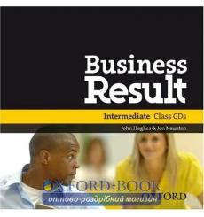 Business Result Intermediate Class Audio CDs (2)