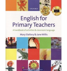English for Primary English Teachers: Teachers Pack with free Audio CD 9780194375627 купить Киев Украина