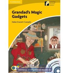 Книга Grandads Magic Gadgets + Downloadable Audio ISBN 9788483235225 купить Киев Украина