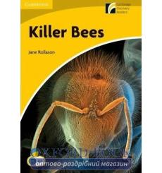 Книга Cambridge Readers Killer Bees: Book Rollason, J ISBN 9788483235034 купить Киев Украина