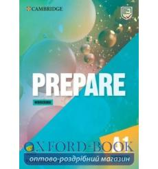 Тетрадь Cambridge English Prepare! Level 1 workbook with Downloadable Audio Holcombe, G  3rd Edition 9781108380928 купить Кие...