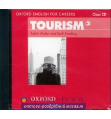 Tourism 2 Encounters Audio CD