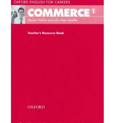 Commerce 1 Teacher's Resource Book