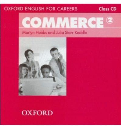 Диск Oxford English for Careers: Commeerce 2 Class Audio CD 9780194569866 купить Киев Украина