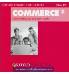 Commerce 2 Class Audio CD