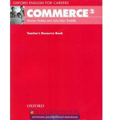 Commerce 2 Teacher's Resource Book