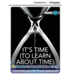 Тетрадь CDIR a1 Its Time (To Learn Arbeitsbuch out Time) (Book with Online Access) 9781107667068 купить Киев Украина