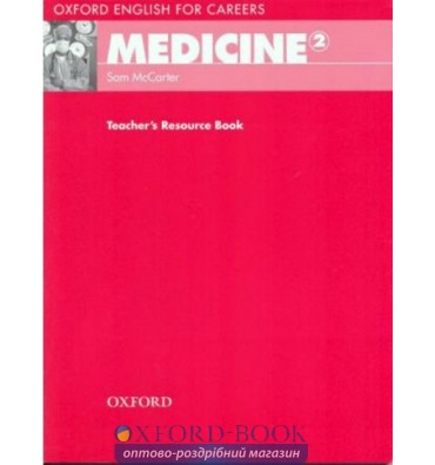Medicine 2 Teacher's Resource Book