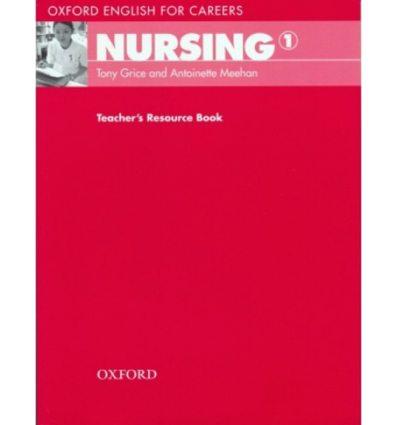 Oxford English for Careers: Nursing 1 Teachers Resource Book 9780194569781 купить Киев Украина