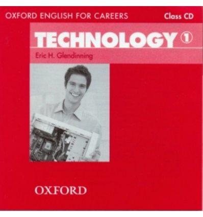 Диск Oxford English for Careers: Technology 1 Class Audio CD 9780194569521 купить Киев Украина