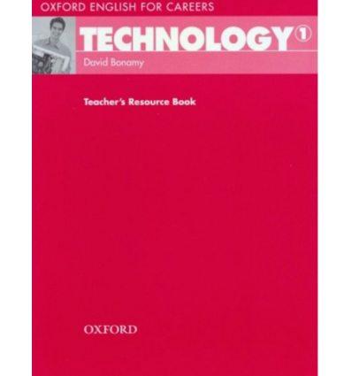 Technology 1 Teacher's Resource Book