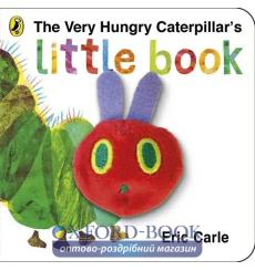 The Very Hungry Caterpillars. Little Book Carle, E 9780723275558 купить Киев Украина