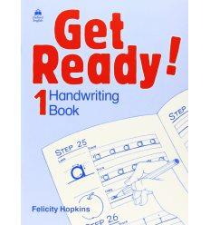 Книга Get Ready 1 HB ISBN 9780194339148