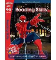 Marvel Learning: Supports to the National Curriculum Ages 4-5 Spider-Man Reading Skills 9781407171678 купить Киев Украина