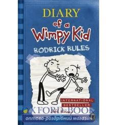 Diary of a Wimpy Kid Book2: Rodrick Rules Kinney, J 9780141324913 купить Киев Украина