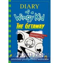 Diary of a Wimpy Kid Book12: The Getaway Kinney, J 9780141385259 купить Киев Украина