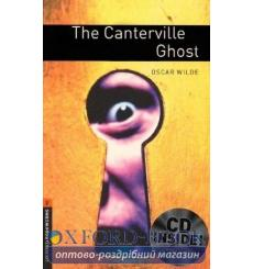 Oxford Bookworms Library 3rd Edition 2 The Canterville Ghost + Audio CD 9780194790154 купить Киев Украина