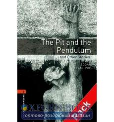 Oxford Bookworms Library 3rd Edition 2 The Pit and the Pendulum & Other Stories + Audio CD 9780194790499 купить Киев Украина