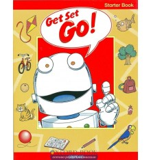 Учебник Get Set Go ! Starter Students Book ISBN 9780194378826