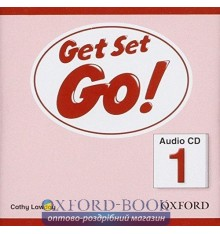 Диск Get Set Go 1 Class CD(1) ISBN 9780194918060